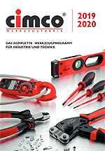 Kompletní katalog sortimentu v německém jazyce pro rok 2019